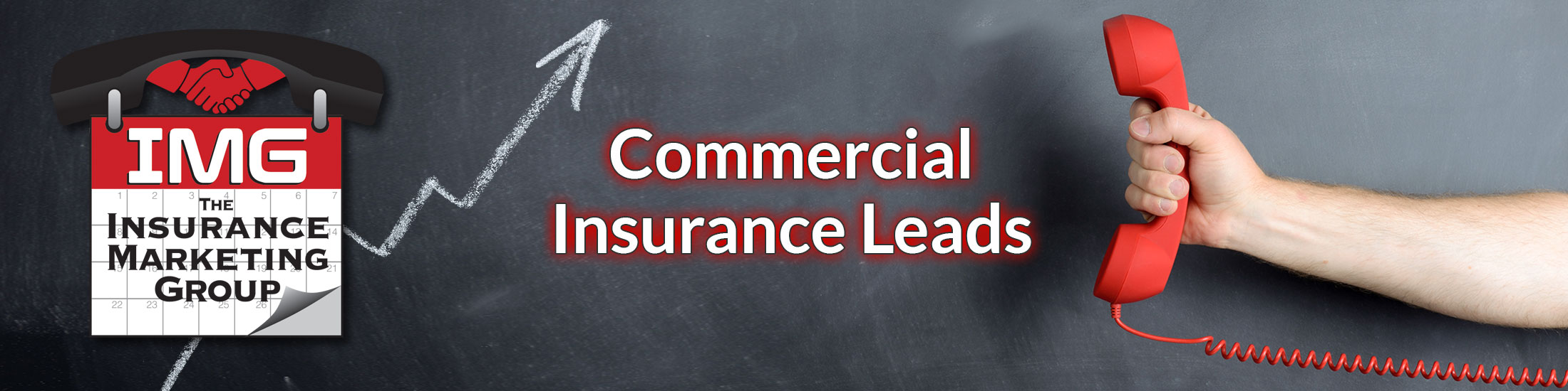 Increase commercial insurance leads with The Insurance Marketing Group